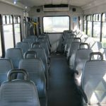 International UC 24 passenger charter shuttle coach bus for sale - Diesel 5