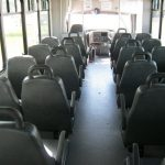 International UC 26 passenger charter shuttle coach bus for sale - Diesel 6