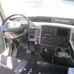 International UC 24 passenger charter shuttle coach bus for sale - Diesel 8