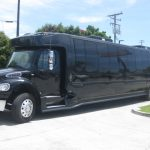 Freightliner 48 passenger charter shuttle coach bus for sale - Diesel 3