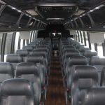 Freightliner 48 passenger charter shuttle coach bus for sale - Diesel 5