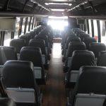 Freightliner 48 passenger charter shuttle coach bus for sale - Diesel 6