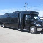 Freightliner 48 passenger charter shuttle coach bus for sale - Diesel 1