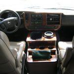 Chevy C3500 13 passenger charter shuttle coach bus for sale - Gas 8
