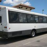Freightliner 43 passenger charter shuttle coach bus for sale - Diesel 5
