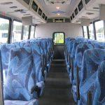 Freightliner 43 passenger charter shuttle coach bus for sale - Diesel 6