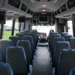 Freightliner 43 passenger charter shuttle coach bus for sale - Diesel 7