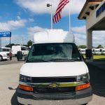Chevy C3500 13 passenger charter shuttle coach bus for sale - Gas 2