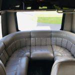 Chevy C3500 13 passenger charter shuttle coach bus for sale - Gas 7