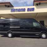Freightliner 13 passenger charter shuttle coach bus for sale - Gas 1