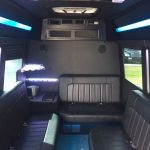Freightliner 13 passenger charter shuttle coach bus for sale - Gas 3