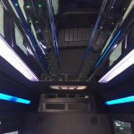 Freightliner 13 passenger charter shuttle coach bus for sale - Gas 4