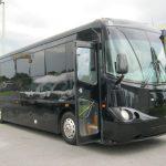 Freightliner XB-R 41 passenger charter shuttle coach bus for sale - Diesel 1