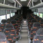 Freightliner XB-R 41 passenger charter shuttle coach bus for sale - Diesel 5