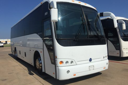 Temsa 36 passenger charter shuttle coach bus for sale - Diesel