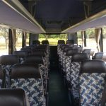 Temsa 36 passenger charter shuttle coach bus for sale - Diesel 4