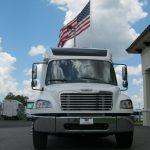 Freightliner M2 38 passenger charter shuttle coach bus for sale - Diesel 2
