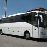 BCI 57 passenger charter shuttle coach bus for sale - Diesel 1
