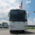 BCI 57 passenger charter shuttle coach bus for sale - Diesel 2