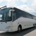 BCI 57 passenger charter shuttle coach bus for sale - Diesel 3