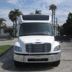Freightliner M2 38 passenger charter shuttle coach bus for sale - Diesel 3