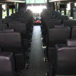 Freightliner M2 38 passenger charter shuttle coach bus for sale - Diesel 6