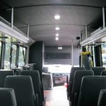Ford F550 29 passenger charter shuttle coach bus for sale - Gas 6