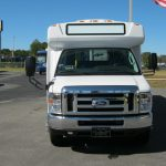 Ford E350 14 passenger charter shuttle coach bus for sale - Gas 3