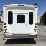 Ford E450 25 passenger charter shuttle coach bus for sale - Gas 4