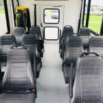 Ford E-450 12 passenger charter shuttle coach bus for sale - Gas 6