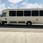 International 3200 32 passenger charter shuttle coach bus for sale - Diesel 7