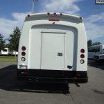 Ford E450 21 passenger charter shuttle coach bus for sale - Gas 4