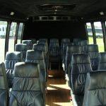 Ford E450 21 passenger charter shuttle coach bus for sale - Gas 7