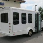 Ford E450 14 passenger charter shuttle coach bus for sale - Gas 5