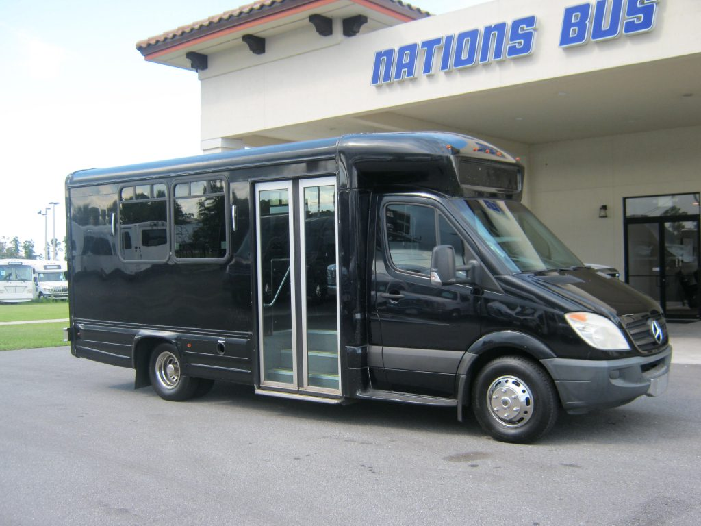 2010 mercedes benz sprinter nations bus. Black Bedroom Furniture Sets. Home Design Ideas