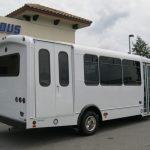 Ford E450 16 passenger charter shuttle coach bus for sale - Gas 5