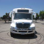 International 41 passenger charter shuttle coach bus for sale - Diesel 3
