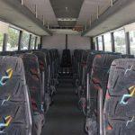 International 41 passenger charter shuttle coach bus for sale - Diesel 5