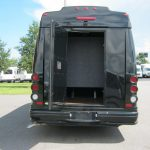 Ford E350 13 passenger charter shuttle coach bus for sale - Gas 4