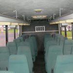 Freightliner 33 passenger charter shuttle coach bus for sale - Diesel 6