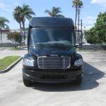Freightliner M2 40 passenger charter shuttle coach bus for sale - Diesel 2