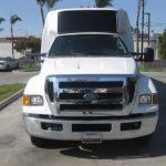 Ford F650 42 passenger charter shuttle coach bus for sale - Diesel 2