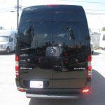 Mercedes 2500 14 passenger charter shuttle coach bus for sale - Diesel 4