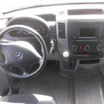 Mercedes 2500 14 passenger charter shuttle coach bus for sale - Diesel 8