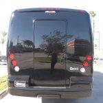 Freightliner M2 40 passenger charter shuttle coach bus for sale - Diesel 4