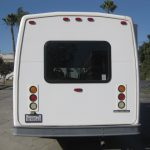 Ford E450 12 passenger charter shuttle coach bus for sale - 4