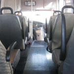 Ford E450 12 passenger charter shuttle coach bus for sale - 6