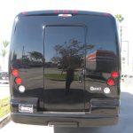 Freightliner M2 38 passenger charter shuttle coach bus for sale - Diesel 4