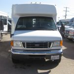 Ford E450 18 passenger charter shuttle coach bus for sale - Gas 2