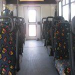 Ford E450 18 passenger charter shuttle coach bus for sale - Gas 5